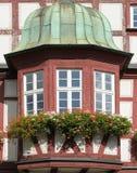 Здание муниципалитет Франкфурт Стоковые Фото