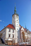 здание муниципалитет Стоковое фото RF