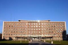 здание муниципалитет Стоковое Фото