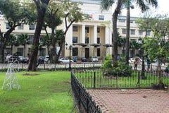 Здание муниципалитет Cebu, Филиппин Стоковое Изображение RF