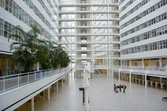 Здание муниципалитет The Hague Стоковые Изображения
