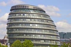 здание муниципалитет london здания Стоковые Изображения