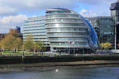 здание муниципалитет london Стоковые Изображения
