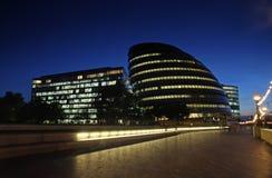 здание муниципалитет london s Стоковое Изображение RF