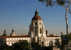 здание муниципалитет pasadena ca Стоковое фото RF