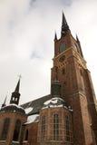 здание муниципалитет stockholm Стоковые Изображения