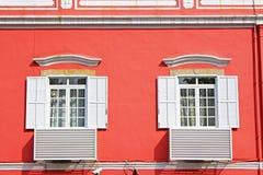 Здание наследия сил безопасности музея Макао, Макао, Китая Стоковая Фотография