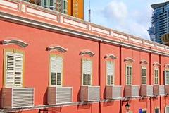 Здание наследия сил безопасности музея Макао, Макао, Китая Стоковые Изображения