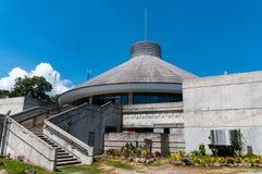 Здание национального парламента Соломоновых Островов, Хониары, Гуадалканала, Соломоновых Островов стоковые фото