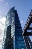 Здание на platz Берлине potsdamer Стоковые Фотографии RF