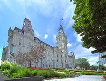 Здание парламента провинции Квебека, Канады 2011 -го июль Natio Стоковые Фото