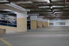 Здание серии гаража в моле стоковое фото rf