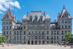 Здание собрания штат Нью-Йорк стоковое изображение rf