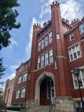 Здание старика университета Marshall Стоковое Фото