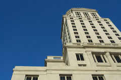 здание суда здания Стоковые Фотографии RF