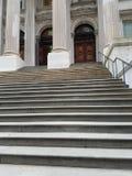 Здание суда одежды из твида, Нью-Йорк стоковые изображения rf