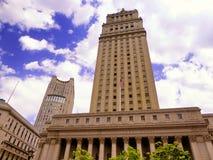 Здание суда Соединенных Штатов стоковое изображение rf