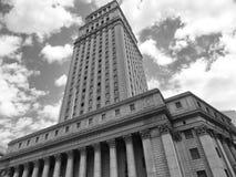 Здание суда Соединенных Штатов стоковые изображения