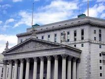 Здание суда Соединенных Штатов стоковая фотография