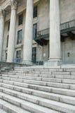 здание суда федеральное стоковые фотографии rf