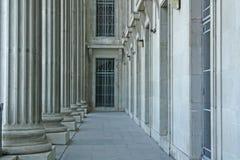 здание суда федеральное стоковые изображения