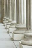 здание суда федеральное стоковое фото rf