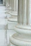 здание суда федеральное стоковое изображение