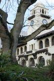 здание суда Стоковое Изображение RF