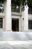 здание суда Стоковое фото RF