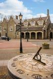 Здание суда Athy Kildare Ирландия стоковая фотография rf