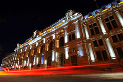 здание суда bucharest Стоковая Фотография RF