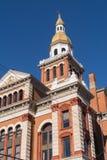 Здание суда Dubuque County стоковая фотография