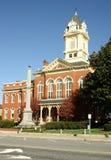 здание суда monroe старый стоковая фотография rf