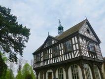 Здание усадьбы на Leominster стоковые фото