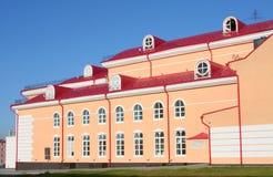 здание хотело Стоковые Фото