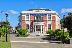 Здание эпицентра деятельности данным по Paeroa, Paeroa, Новая Зеландия стоковое фото