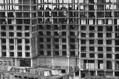 здание abandon Стоковые Фото