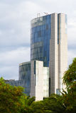 здание barcelona естественное Стоковые Изображения RF