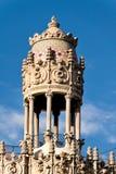 здание barcelona Стоковые Фото