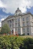 здание bloomington администрации стоковые изображения