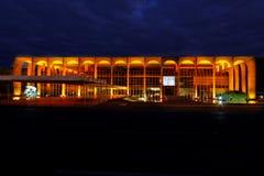 здание brasilia itamaraty Стоковые Фото