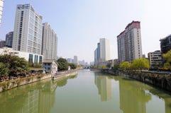 здание chengdu самомоднейший стоковое изображение rf