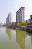 здание chengdu самомоднейший стоковые изображения rf