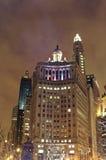 здание chicago erie стоковые изображения rf