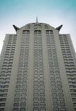 здание chrysler Стоковое Фото