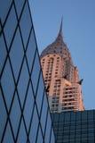 здание chrysler Стоковые Фотографии RF