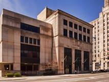Здание Gannett стоковые изображения rf