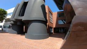 Здание Google бинокулярное сток-видео