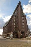 здание hamburg стоковая фотография