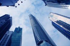 здание Hong Kong Стоковая Фотография
